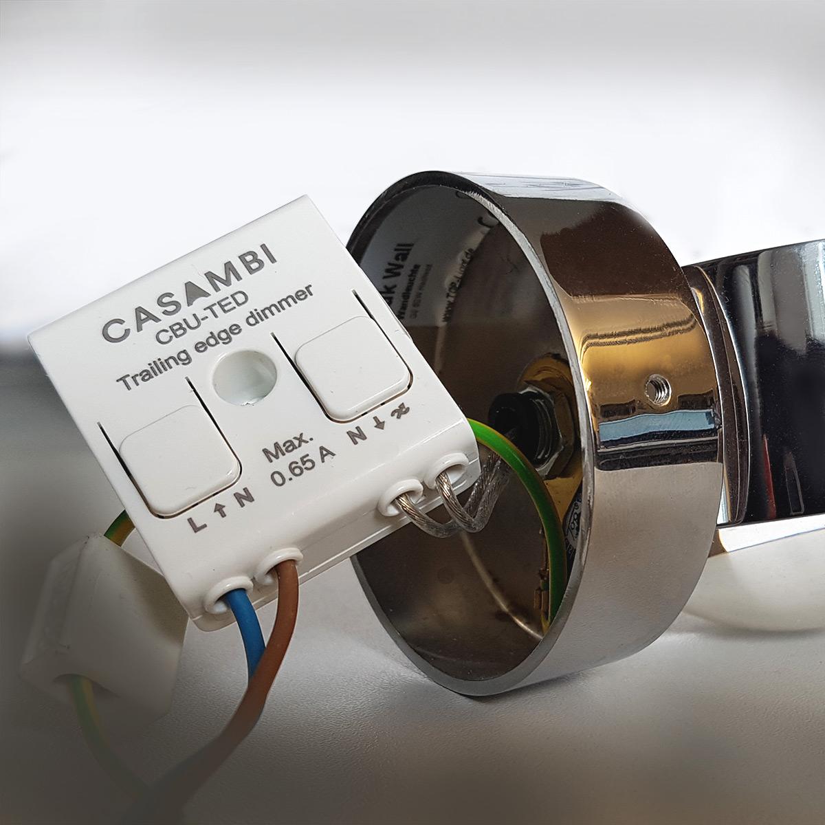 Casambi CBU-TED Bluetooth Steuermodul für Phasenabschnittsdimmer