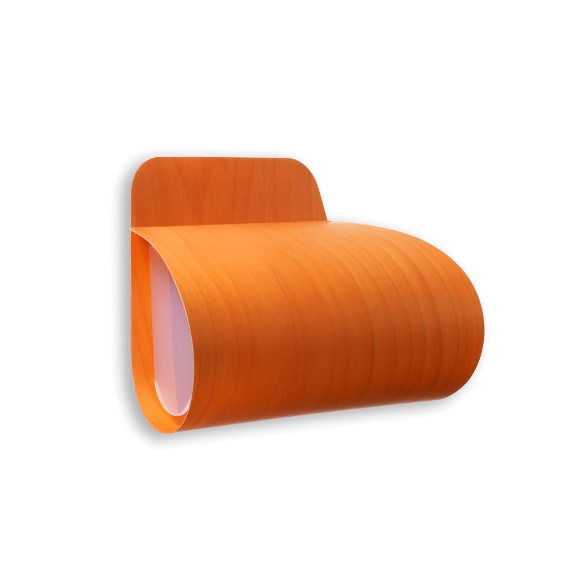 LZF Lamps Pleg LED Wandleuchte, orange