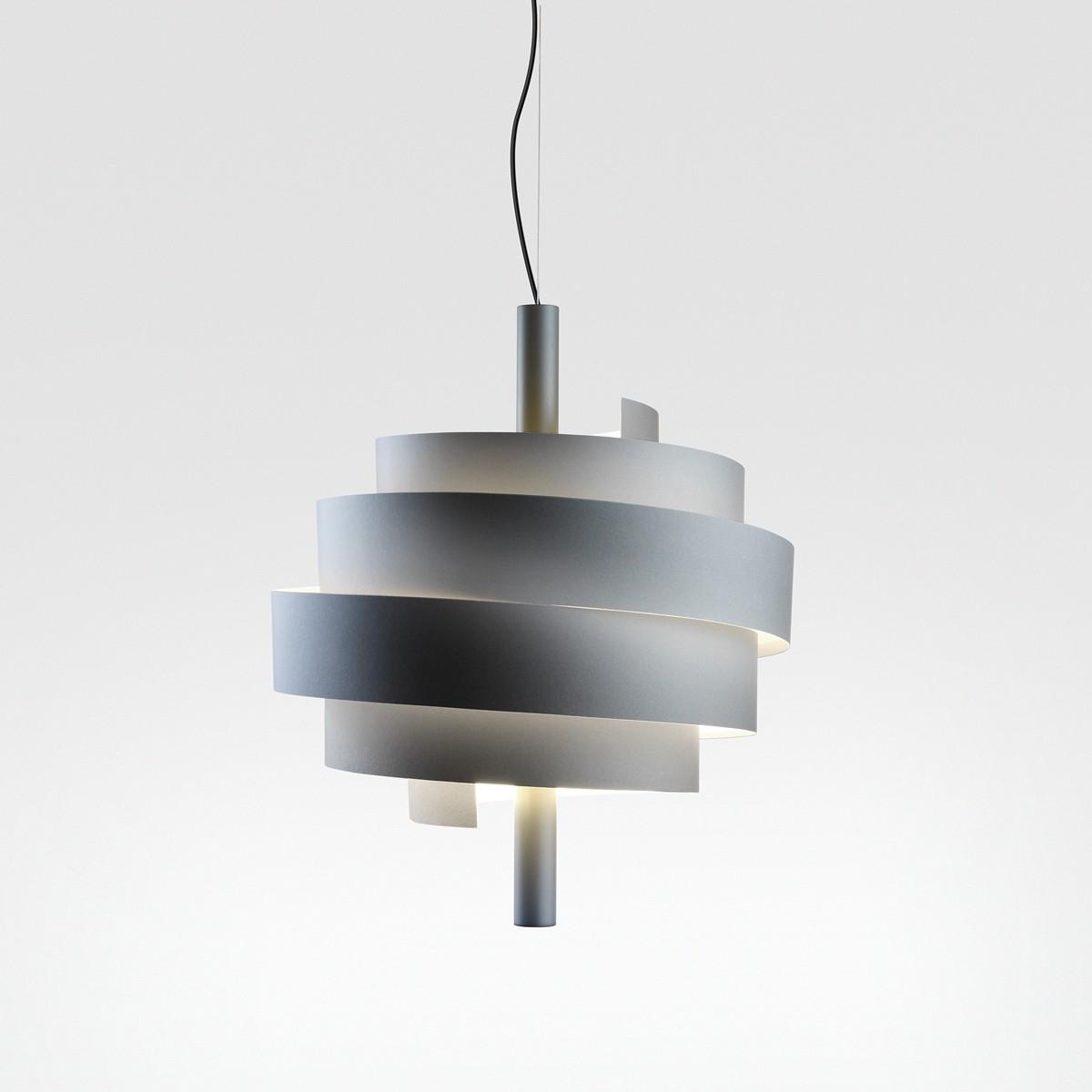 Marset Piola LED Pendelleuchte, graphit