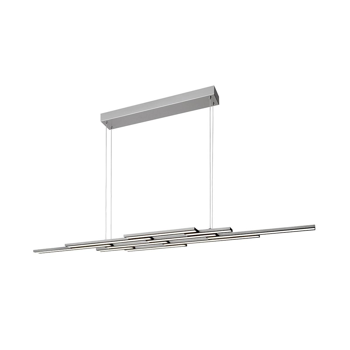 Sompex Empire LED Pendelleuchte, Nickel matt