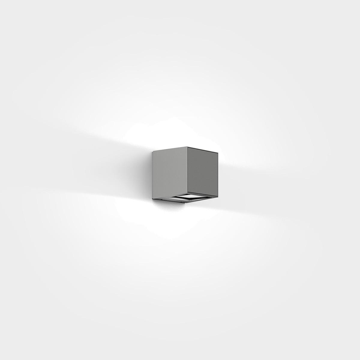 IP44.de Gap Q LED Außenwandleuchte, space grey (grau)