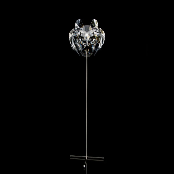 Luceplan Hope Terra, Höhe: 184 cm, transparent