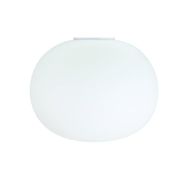 Flos Glo-Ball C Deckenleuchte, C1, Ø: 33 cm, weiß