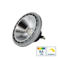 Civilight HALED LED Reflektor NV G53 AR111, 18 W, dimmbar