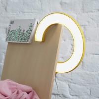 L&Z Help LED Universalleuchte, zitronengelb