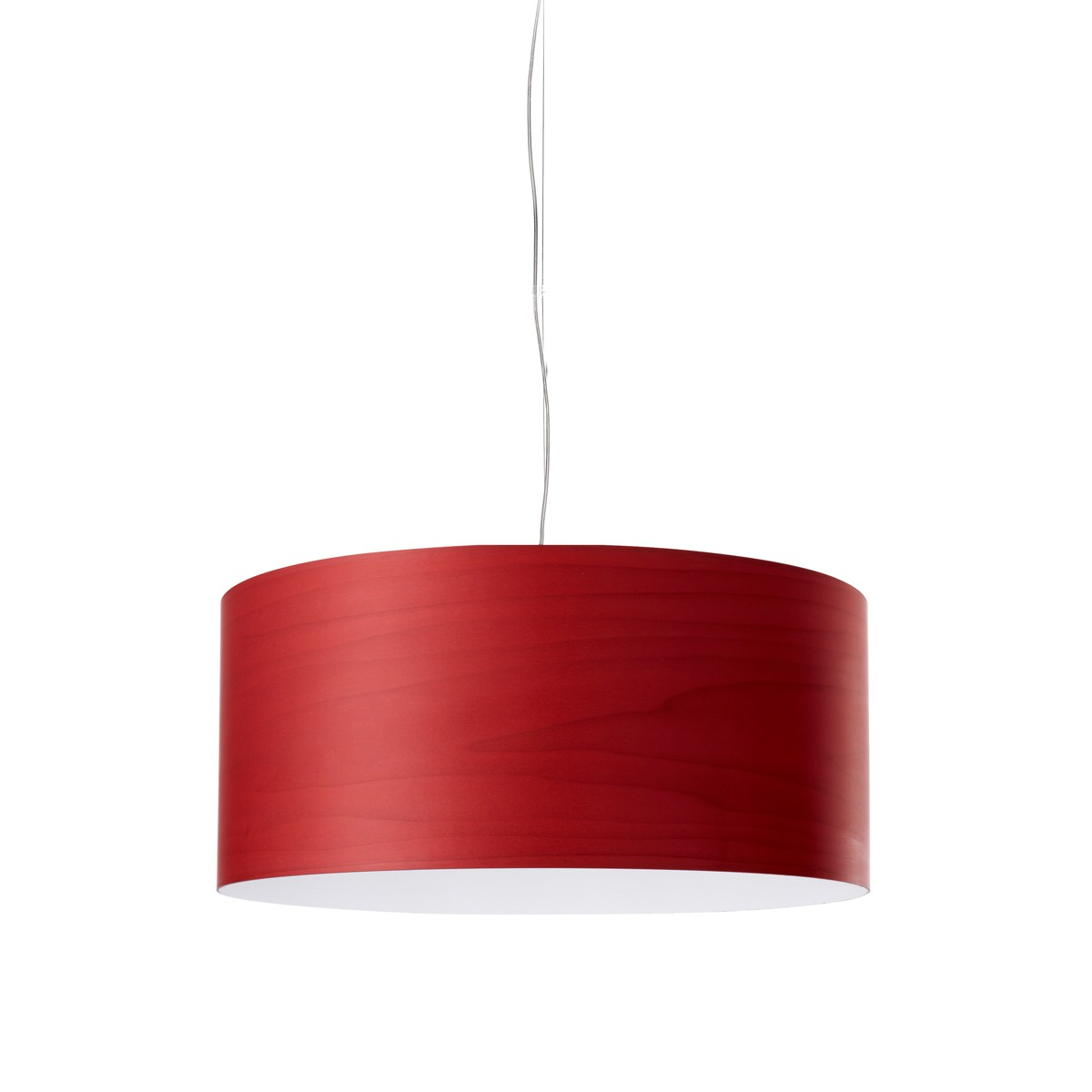 LZF Lamps Gea Small Pendelleuchte, rot