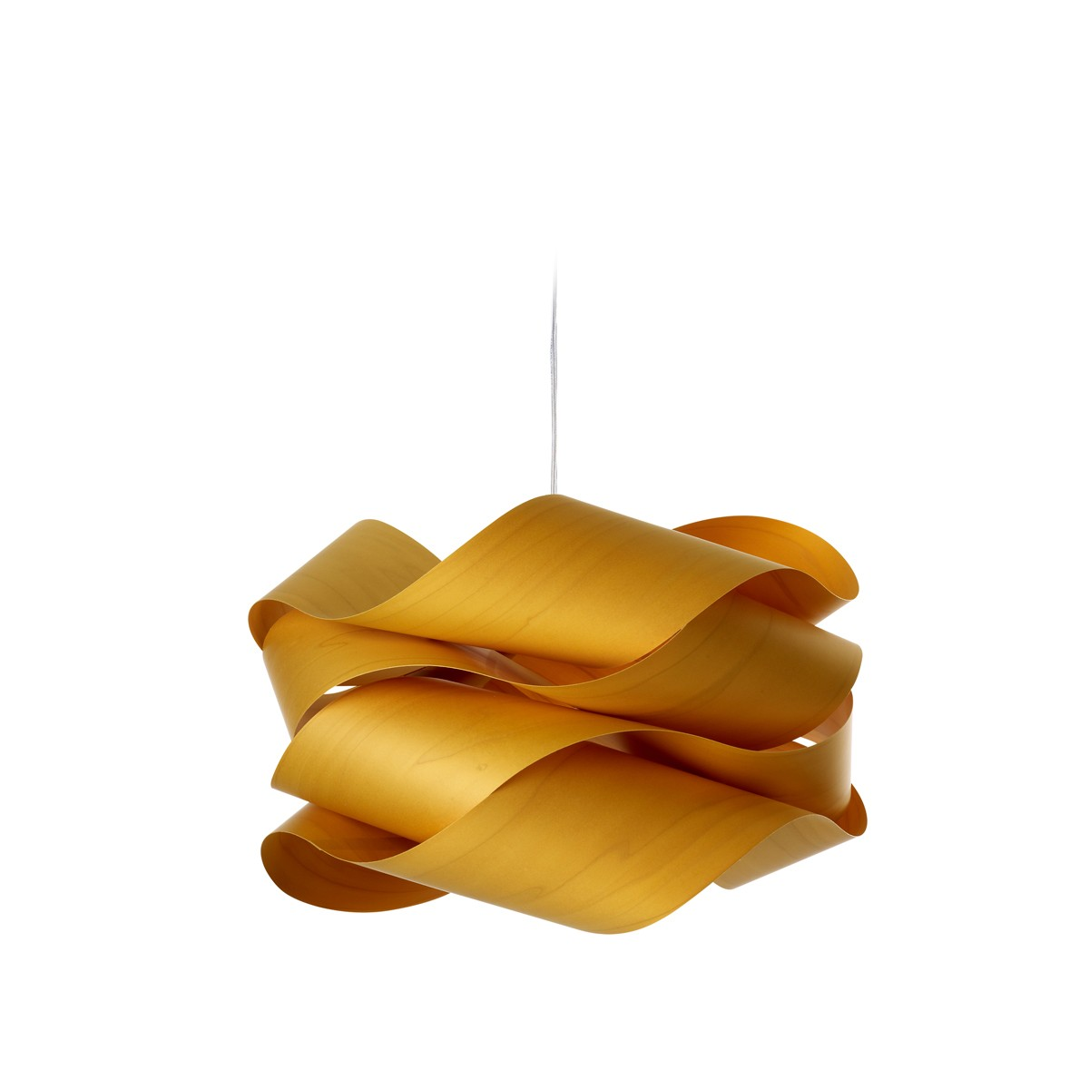 LZF Lamps Link Small Pendelleuchte, gelb