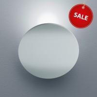 Flair Wandleuchte %Sale%, Aluminium / weiß