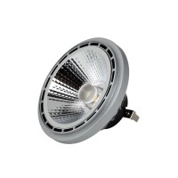 HALED LED Reflektor NV G53 18 W, dimmbar, 2700 K