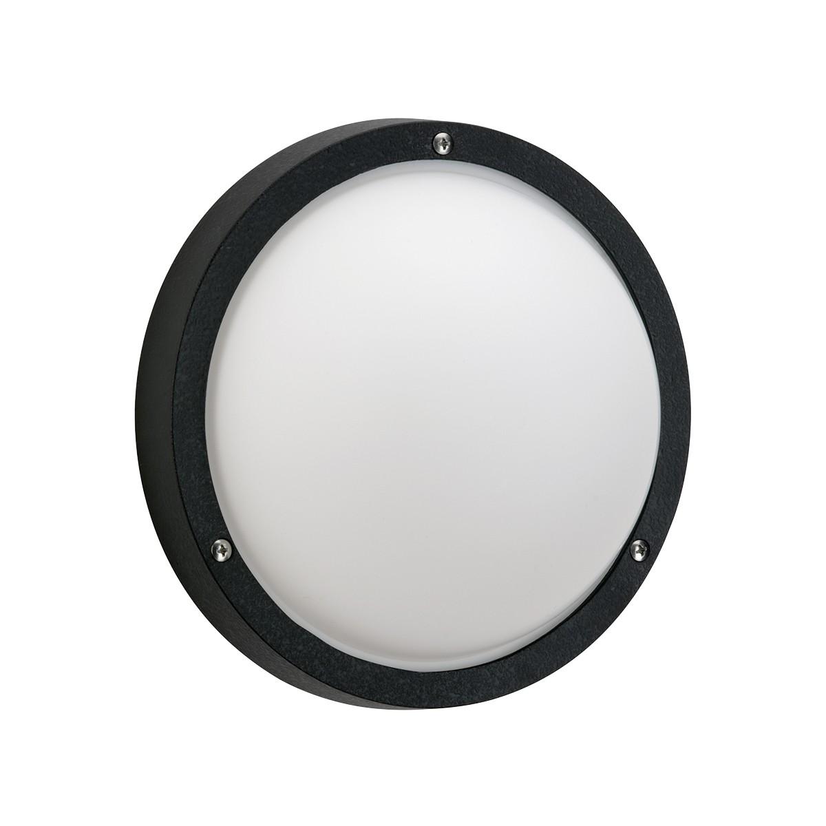 Albert 6028 Außenwandleuchte, schwarz