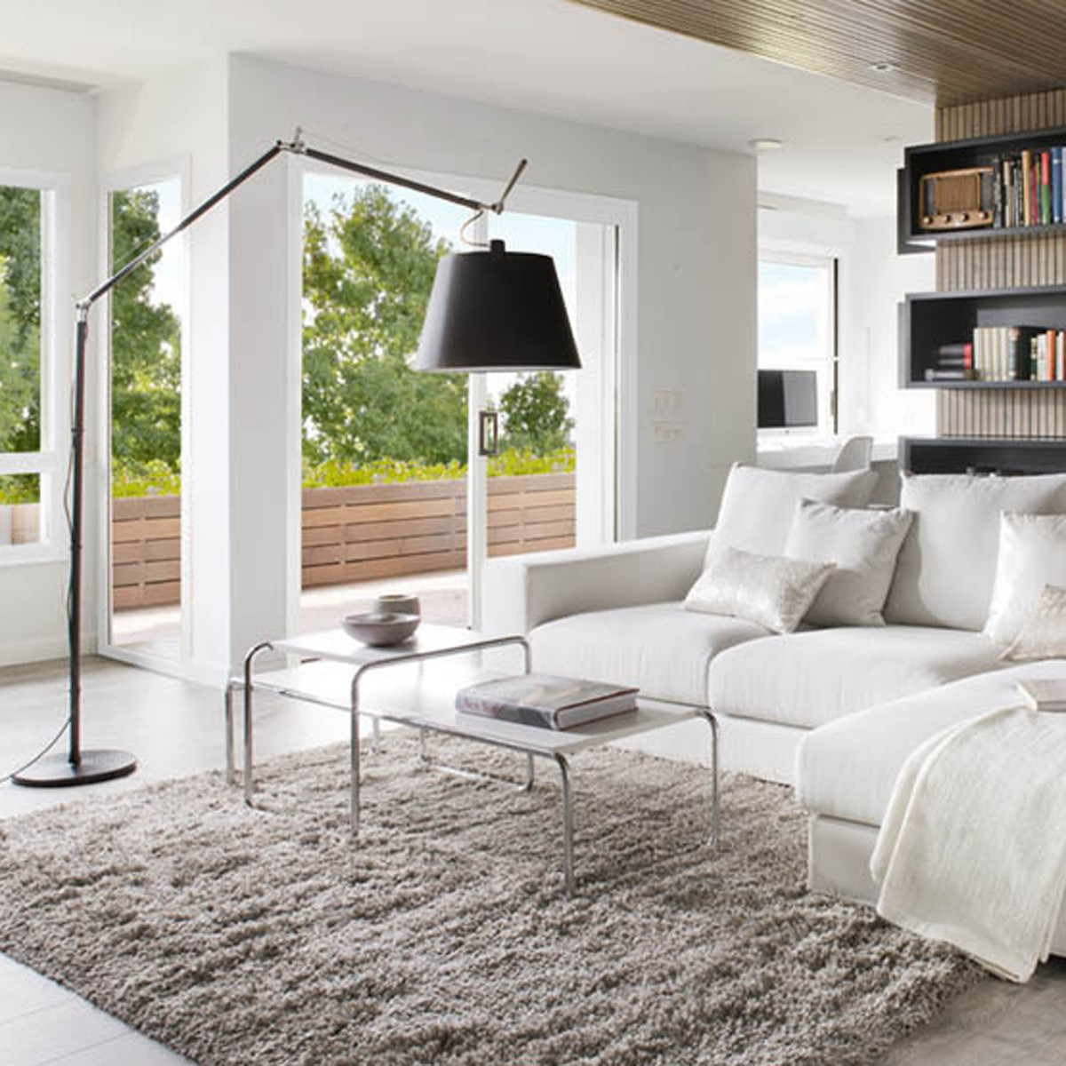 artemide tolomeo mega terra led mit schnurdimmer. Black Bedroom Furniture Sets. Home Design Ideas