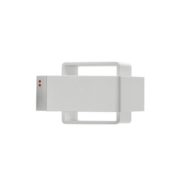 Fabbian Bijou Wandleuchte drehbar, weiß (Produktansicht)