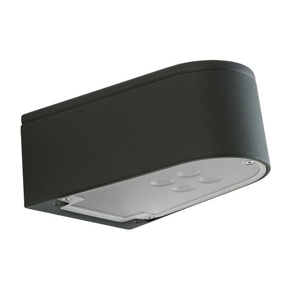LCD Außenleuchten 1003/1006 Wandleuchte, graphit