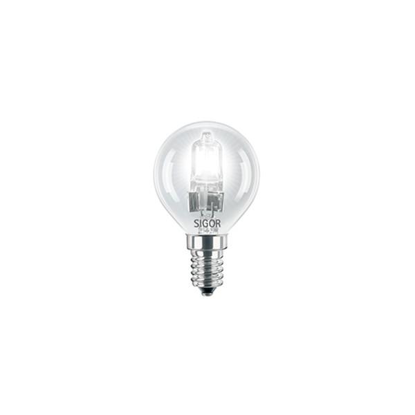 Halogen-Tropfenlampe E14 42 W, klar