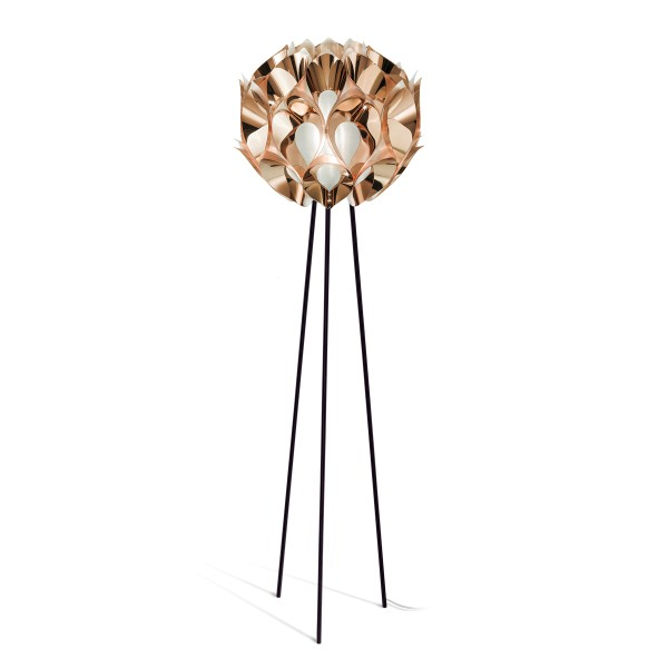 Slamp Flora Floor, copper (Kupfer)