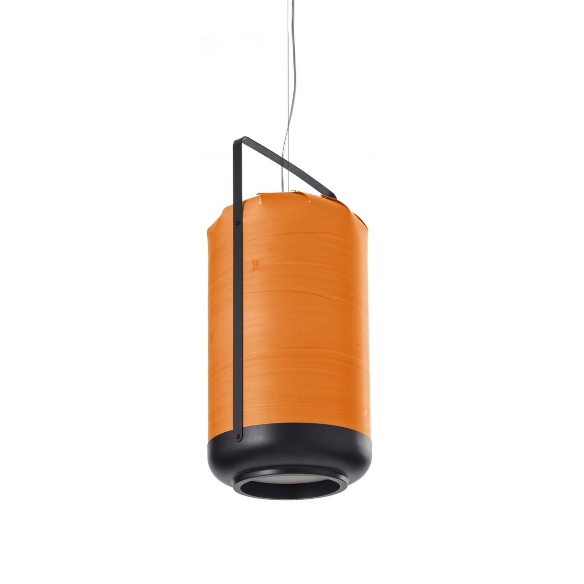 LZF Lamps Chou Tall Pendelleuchte, orange