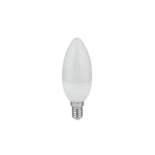 LED Kerze E14 4 W Dim-to-Warm