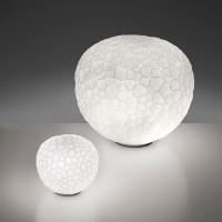 Artemide Design Meteorite Tavolo Breite: 15 cm, weiß, dimmbar
