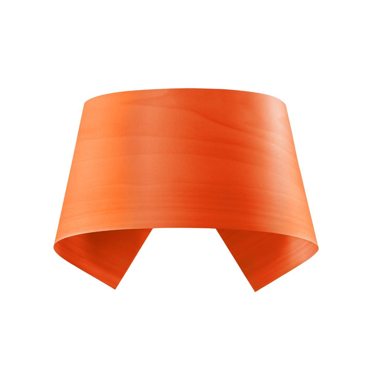 LZF Lamps Hi-Collar LED Wandleuchte, orange