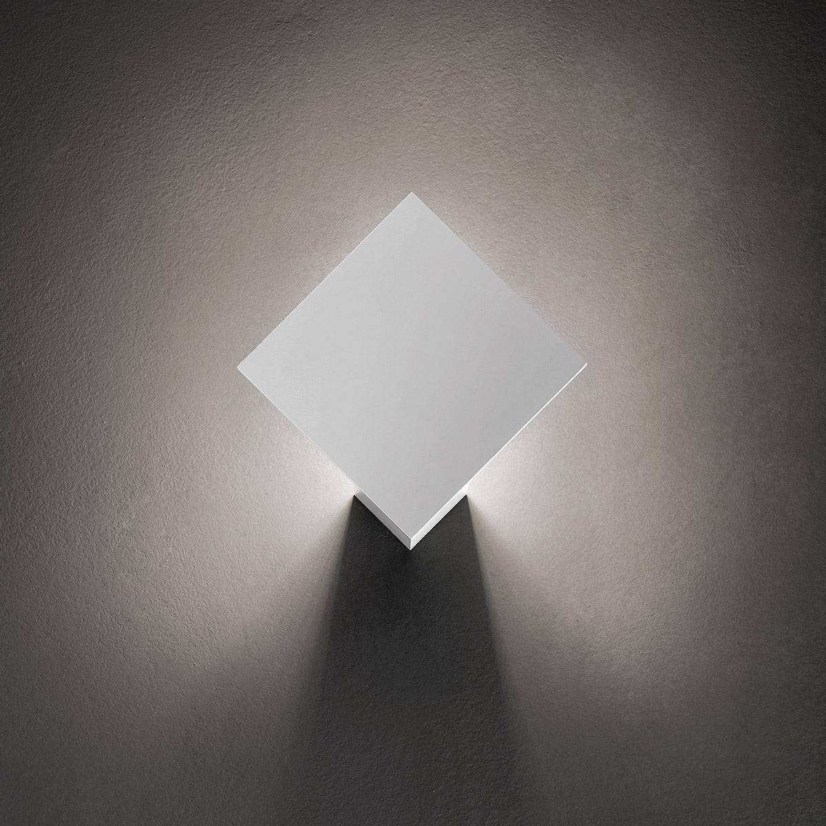 Lodes Puzzle Single Square LED Wand - / Deckenleuchte 146004