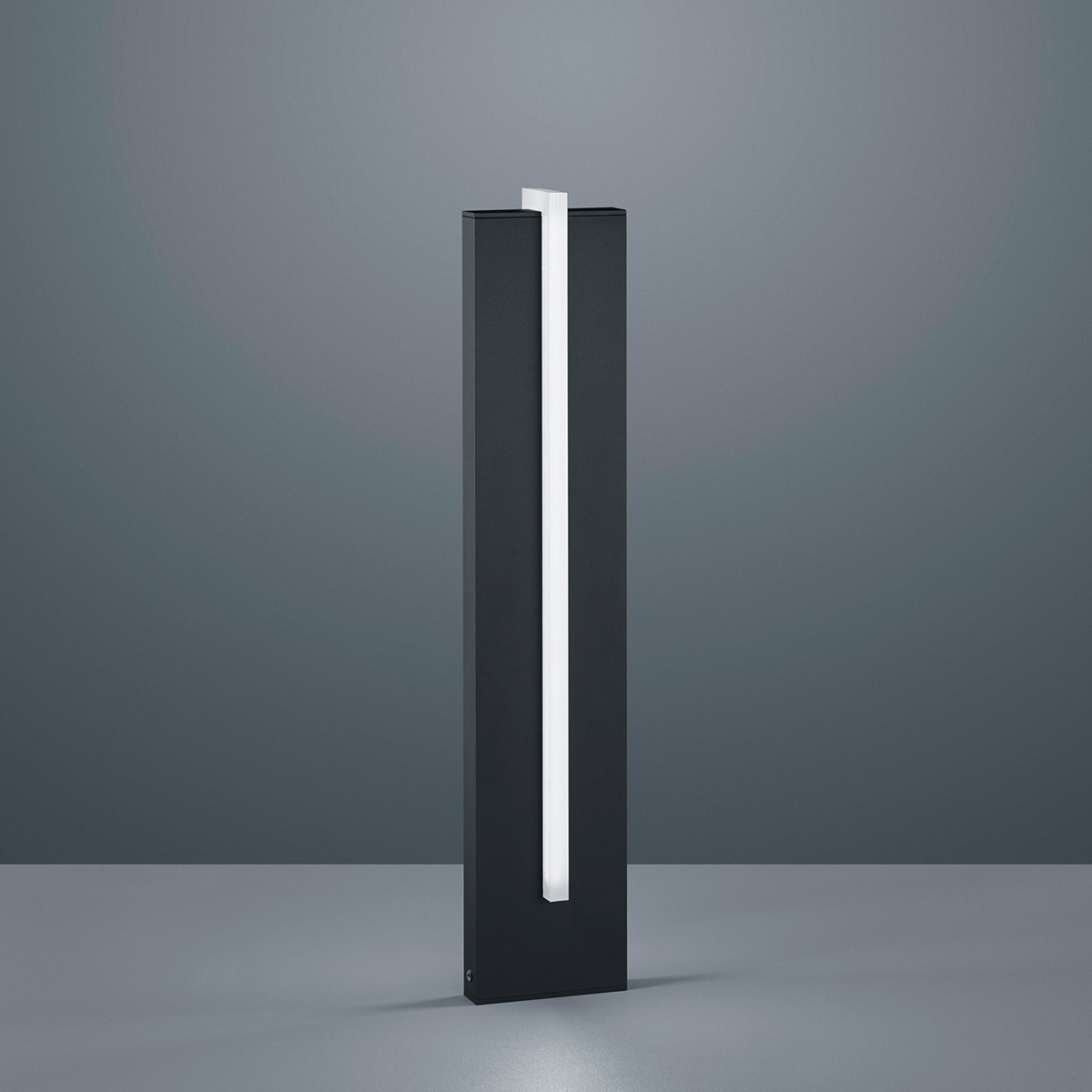 Helestra Oki LED Pollerleuchte, graphit