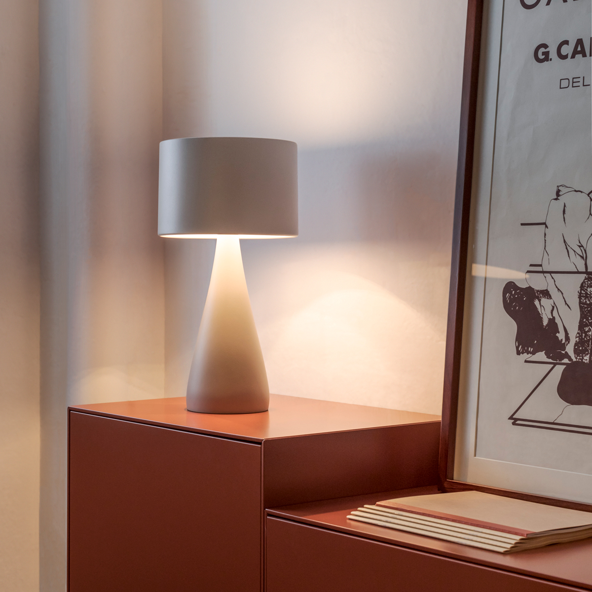 Vibia Tischleuchte Mini Lampe Leuchte Stehlampe Design
