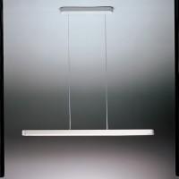 Talo Sospensione, weiß, dimmbar, Länge: 90 cm