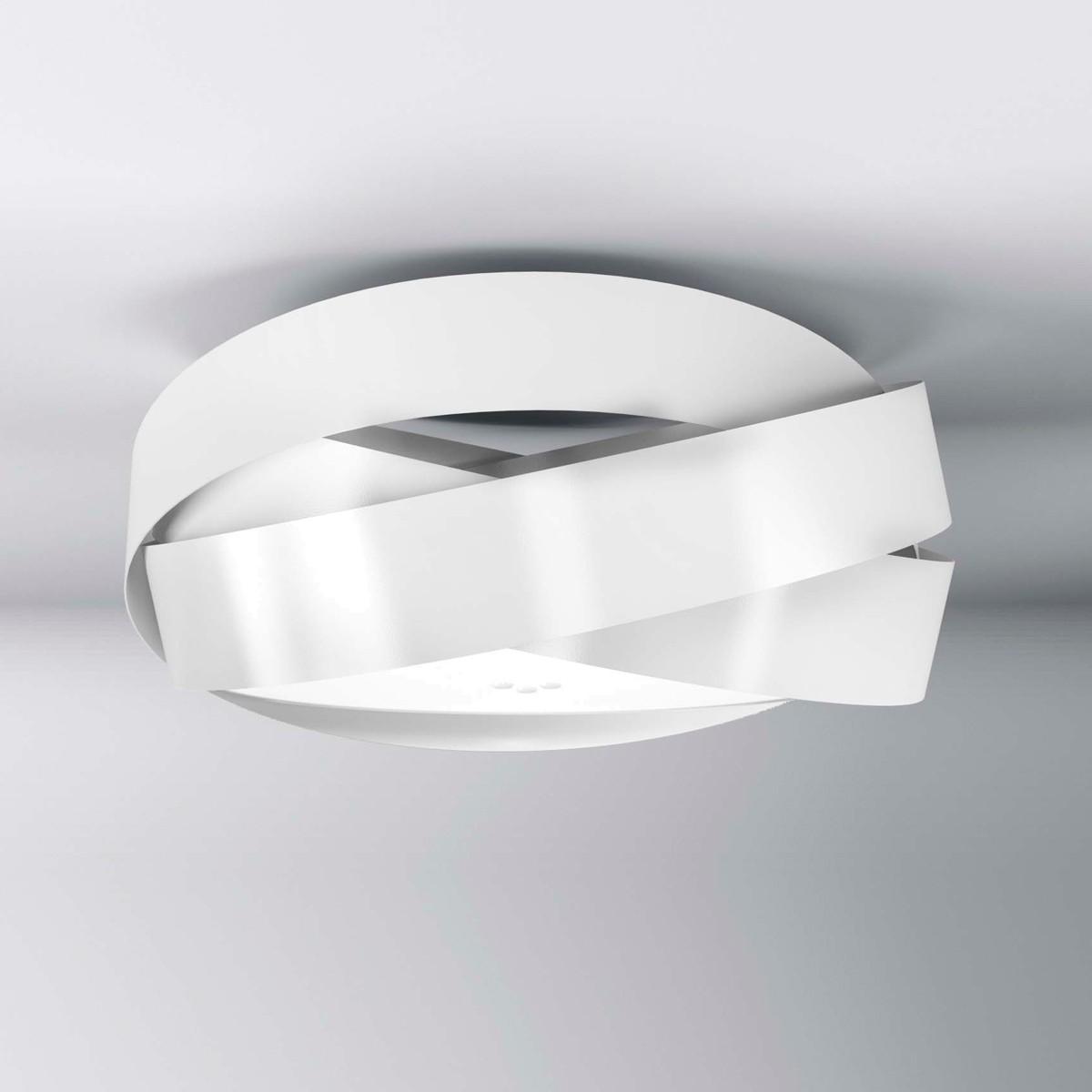 MARCHETTI Pura PL60 LED Deckenleuchte, weiß
