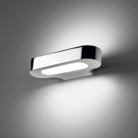 Talo Parete LED, 2700 K, Chrom poliert