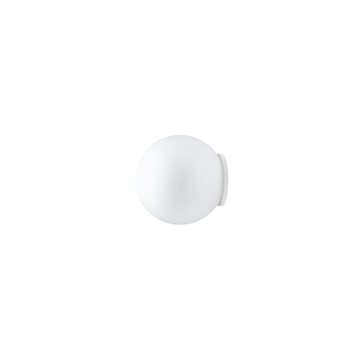 Fabbian Lumi Sfera Wand-/Deckenleuchte, Ø: 9 cm