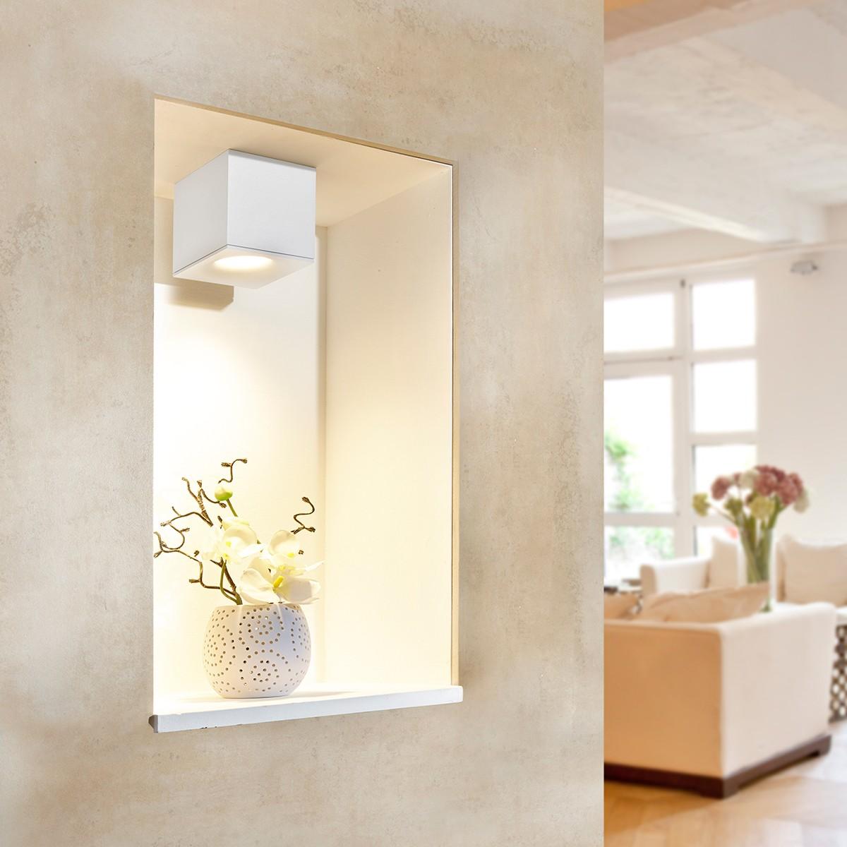 MyLight Brick LED Deckenstrahler, weiß