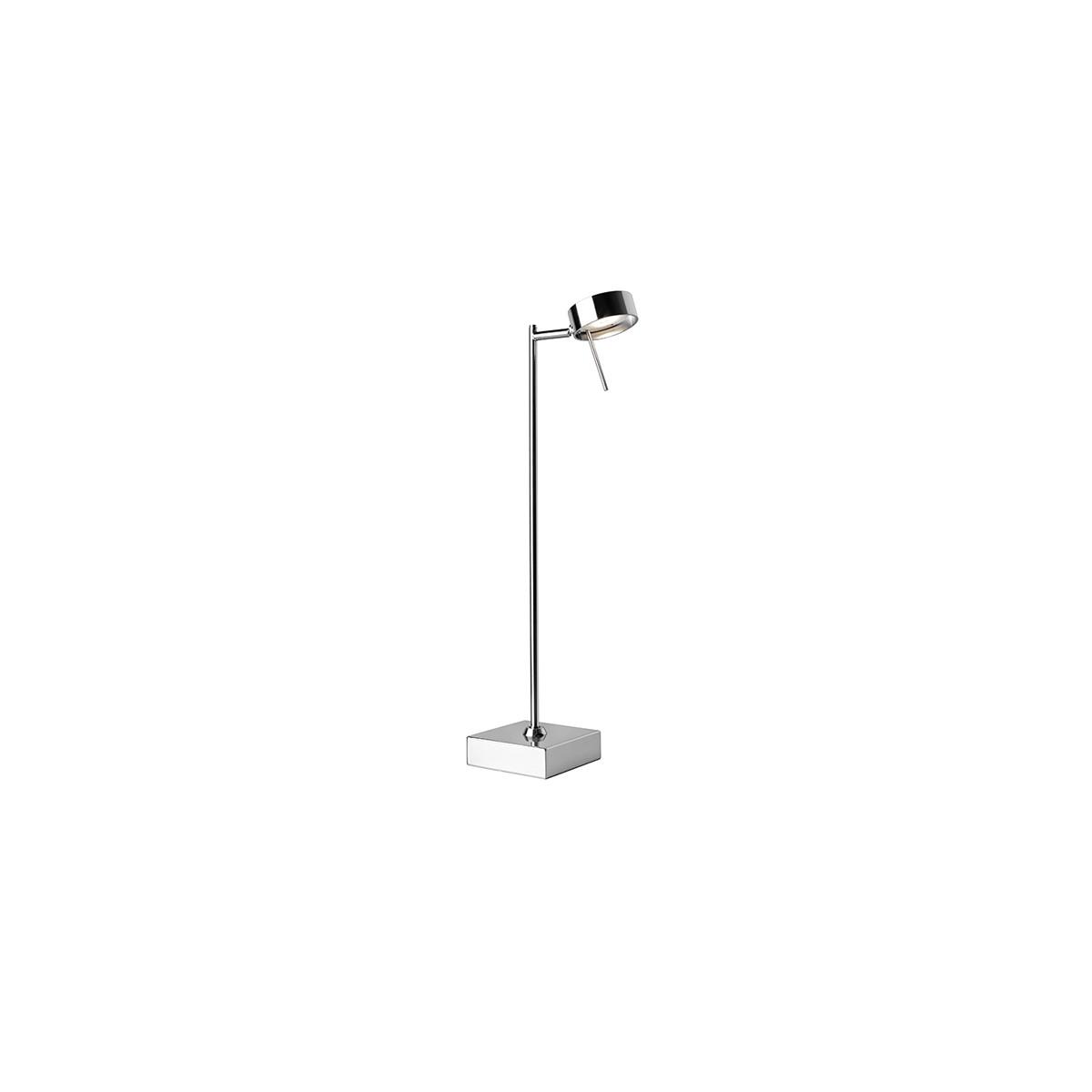 Sompex Bling LED Tischleuchte, Chrom matt