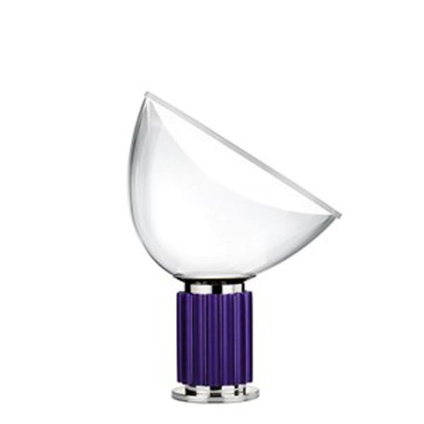 Flos Taccia Small Tischleuchte, violett