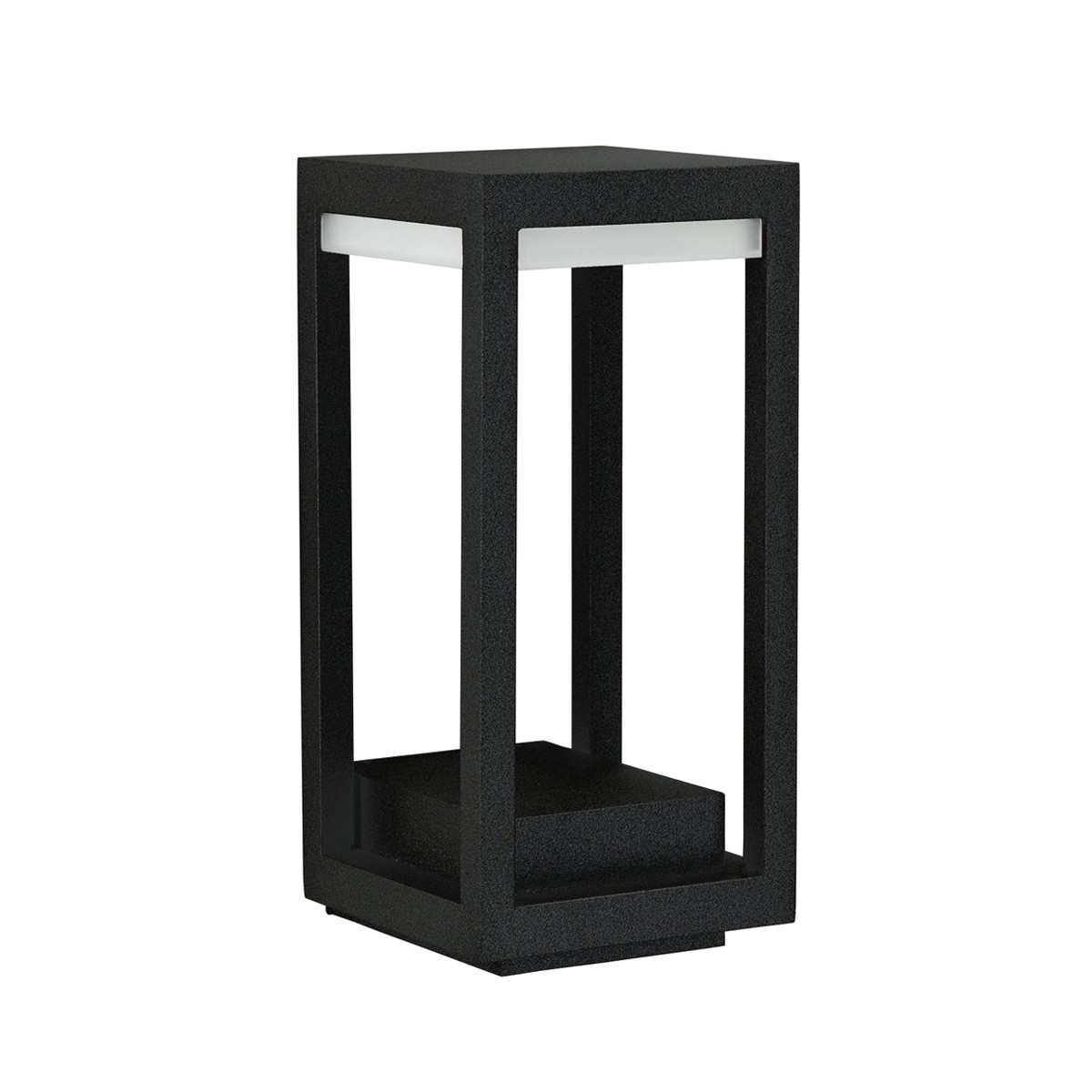 Albert 0280 LED Außenwandleuchte, schwarz