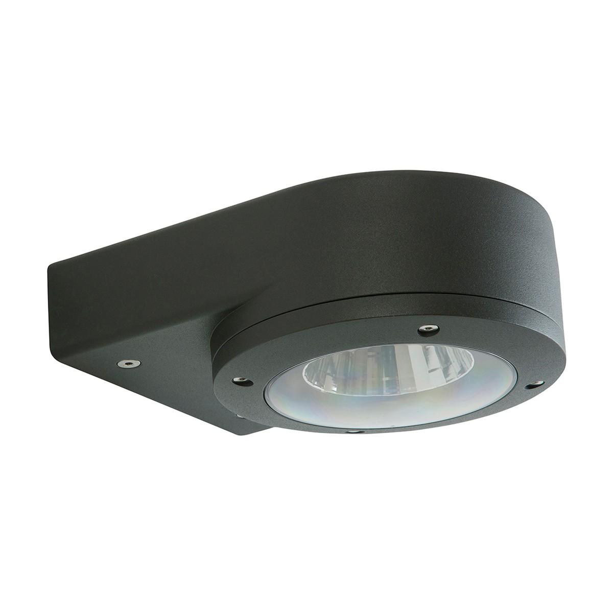 LCD Außenleuchten 1008/1009 LED Wandleuchte, graphit