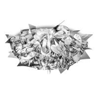 Veli Ceiling / Wall Medium, silver (Silber)