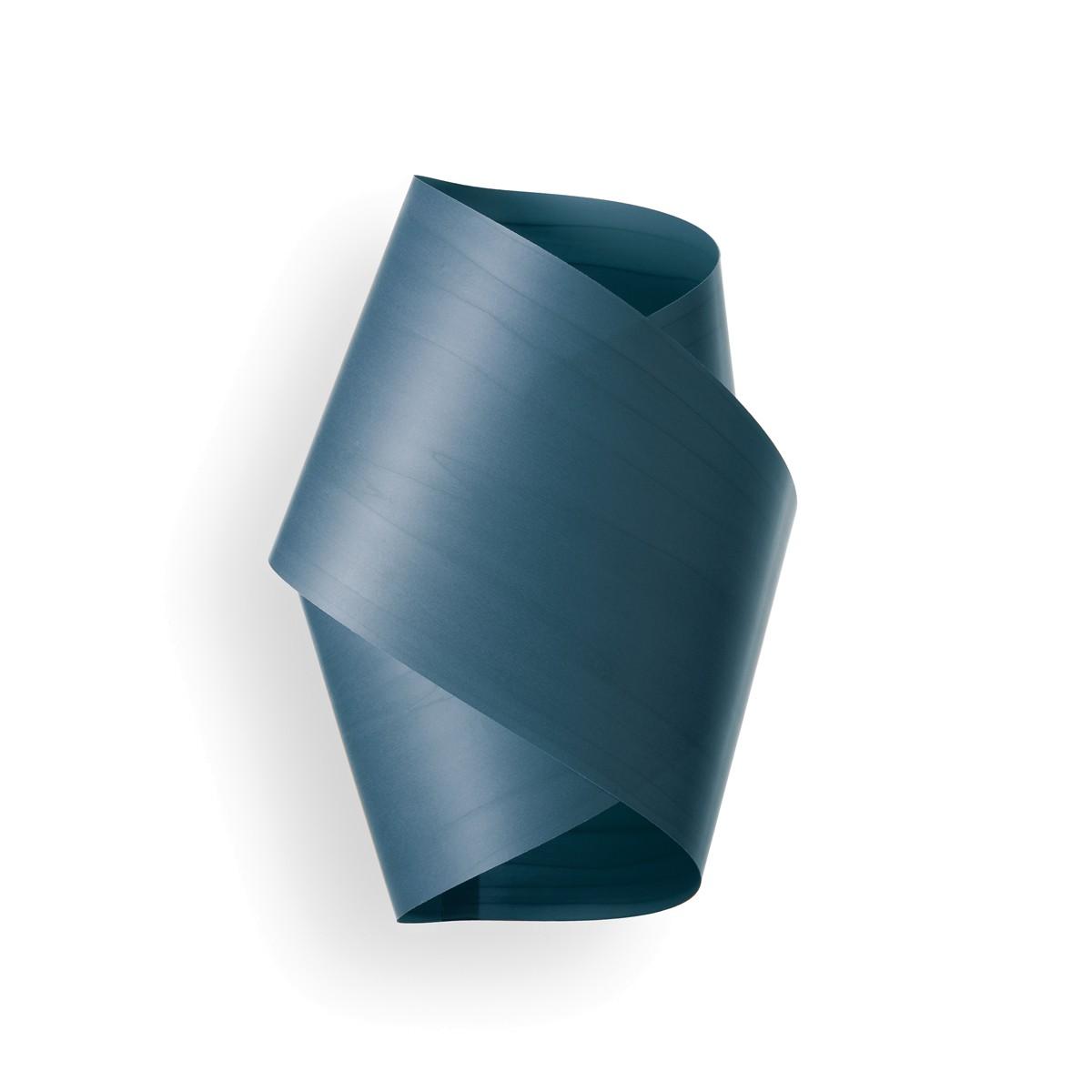 LZF Lamps Orbit Wandleuchte, blau
