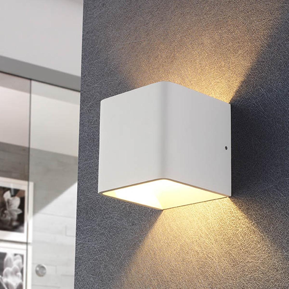 MyLight Fulda LED Wandleuchte, weiß