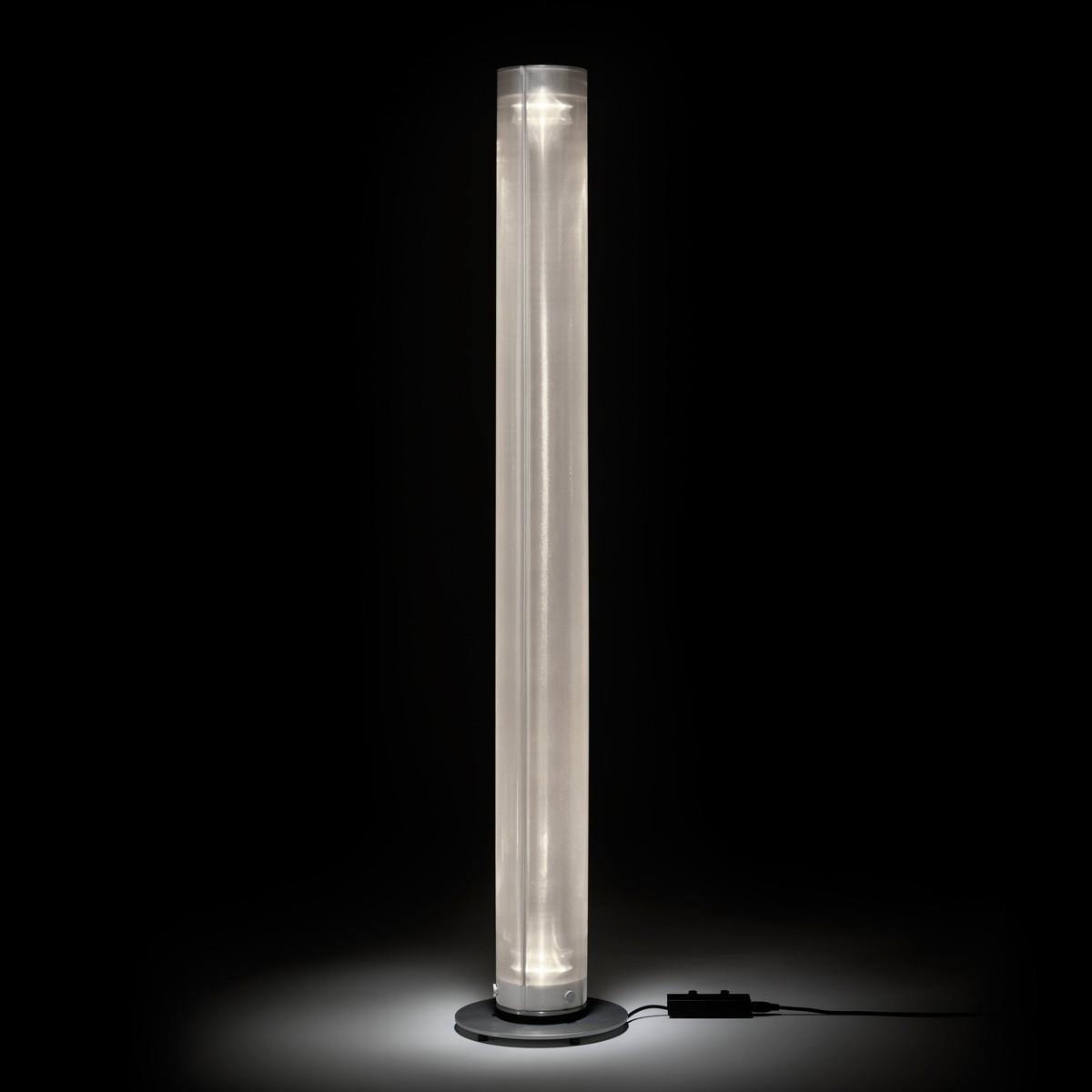 Belux Twilight 360 LED Stehleuchte, mit Dimmer, Alu eloxiert
