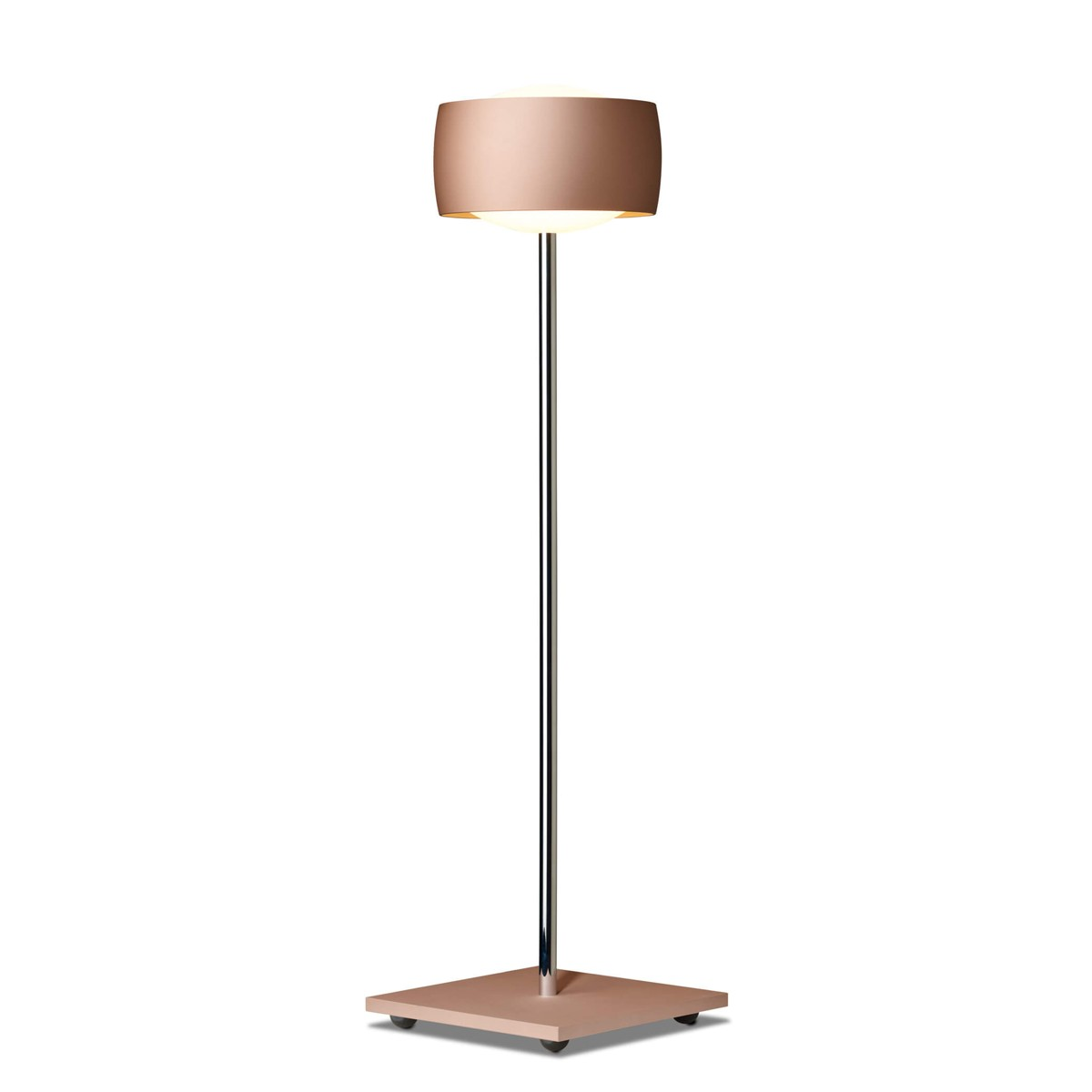 Oligo Grace LED Tischleuchte, Satin copper