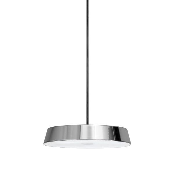 Belux Koi-30 LED Pendelleuchte, On/Off, Chrom