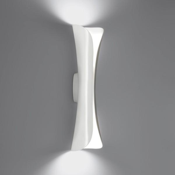 Artemide Cadmo Parete LED, weiß