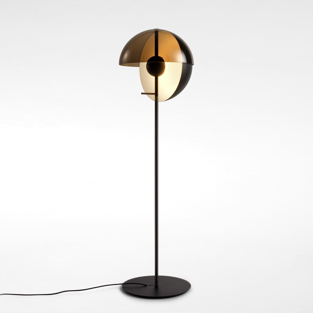 Marset Theia P LED Stehleuchte, schwarz