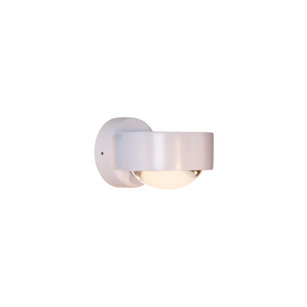 Top Light Puk Wall LED Wandleuchte, weiß