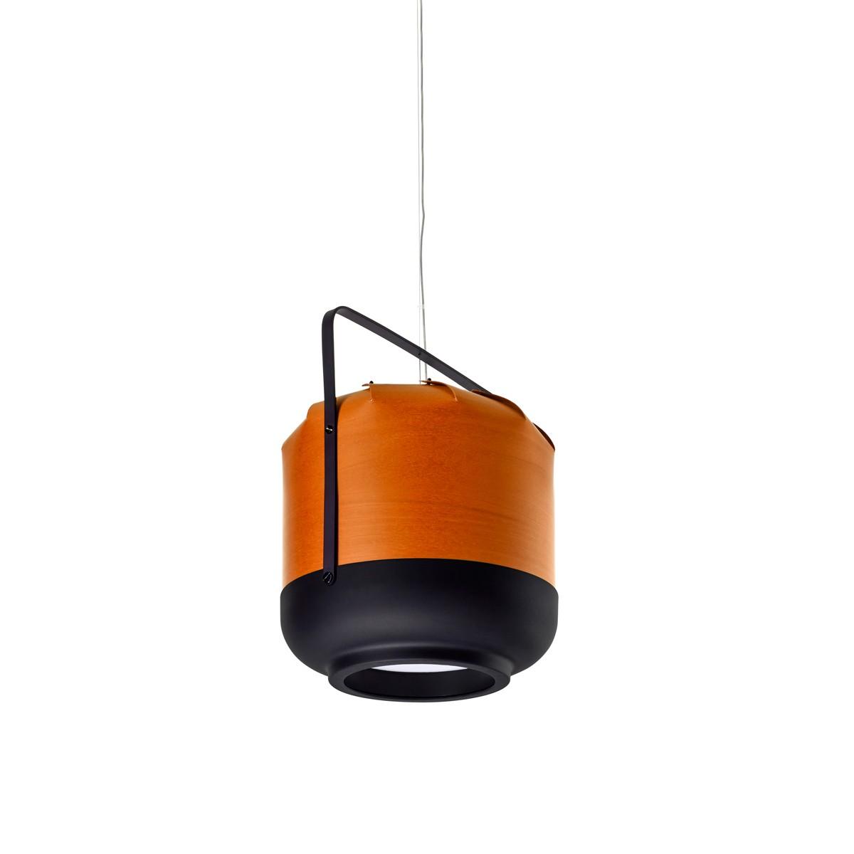 LZF Lamps Chou Short Pendelleuchte, orange