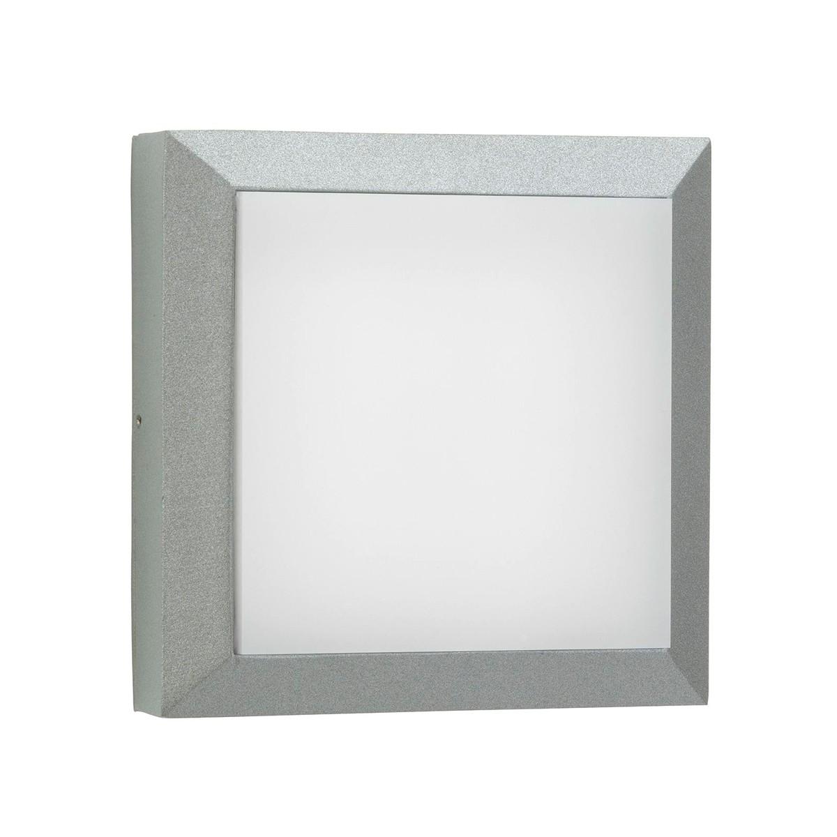 Albert 6561 LED Wand- / Deckenleuchte, Silber
