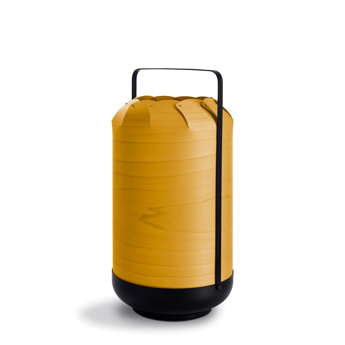 LZF Lamps Chou Tall Tischleuchte, gelb