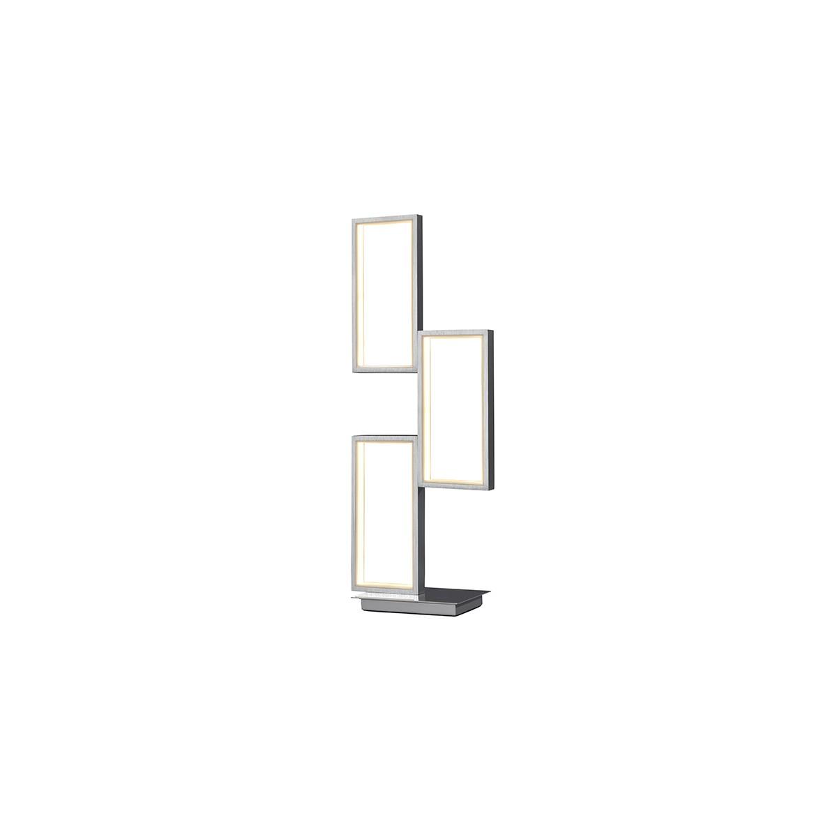 Sompex Framo LED Tischleuchte, Aluminium