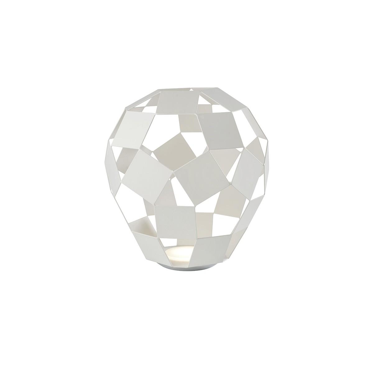 Sompex Belly LED Tischleuchte, weiß