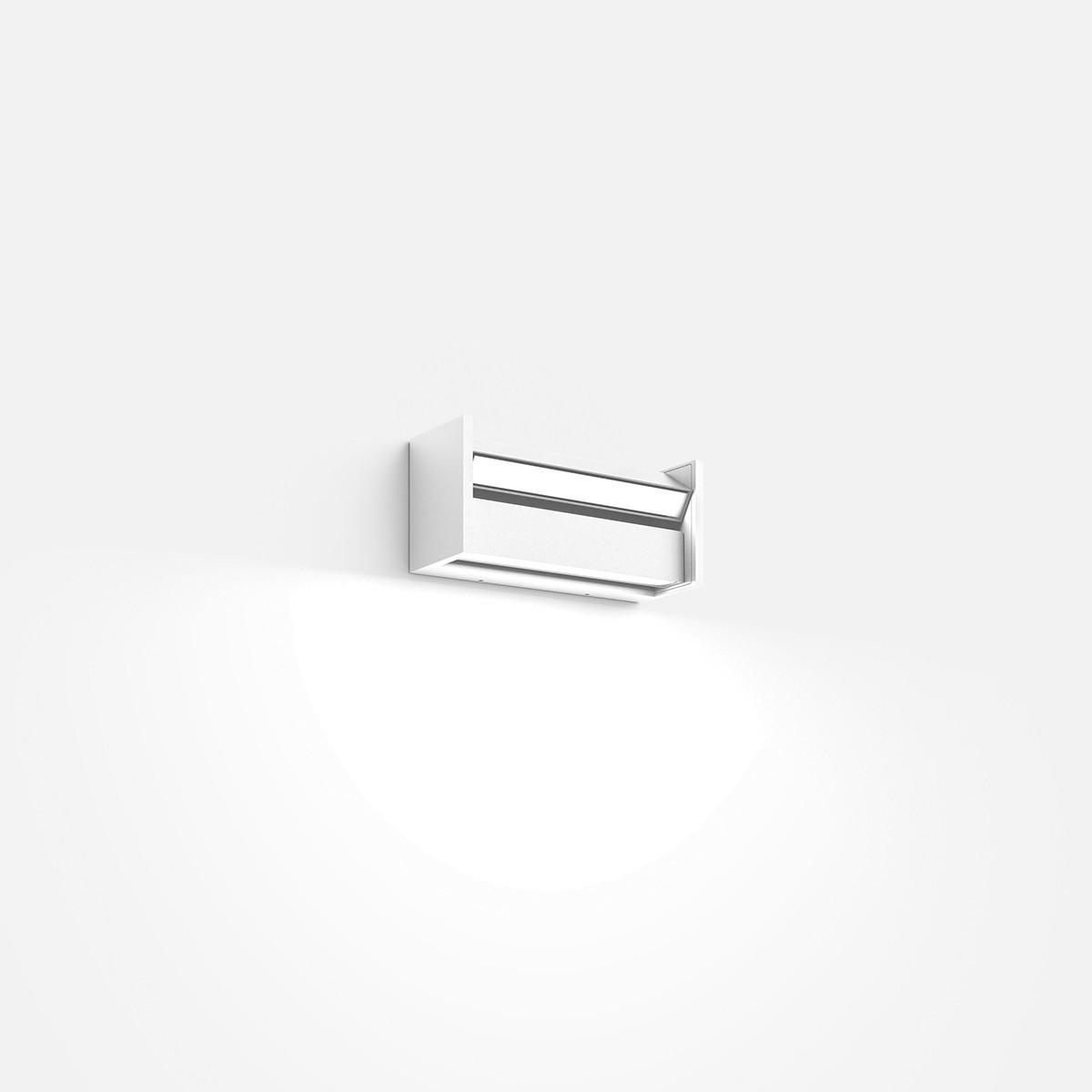 IP44.de Slat Wand- / Deckenleuchte, pure white (weiß)